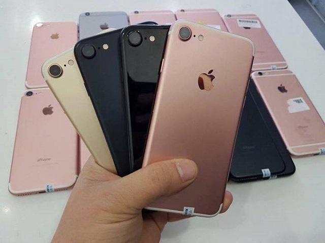 iPhone 7 cũ chính hãng giá rẻ