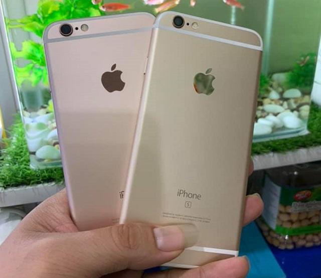 iphone 6s cũ giá rẻ tại bình dương