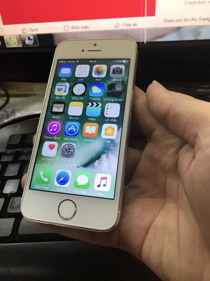 iphone 5 cũ giá rẻ