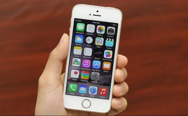 giá iphone 5s cũ hiện nay