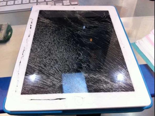 Thay màn hình ipad tại bình dương