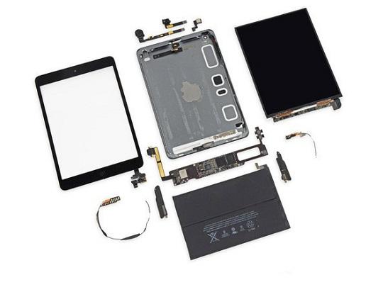 Thay màn hình ipad mini 2 tại Bình Dương