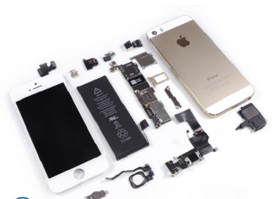 Thay màn hình iphone 5s lấy liền giá rẻ Bình Dương uy tín