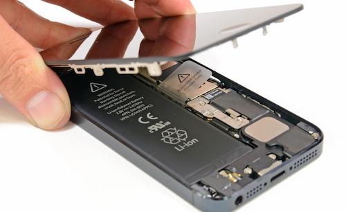 thay pin iphone 5 chính hãng